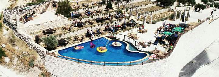 Summer Fever 2 the day pool party in Dream Venue Zahle