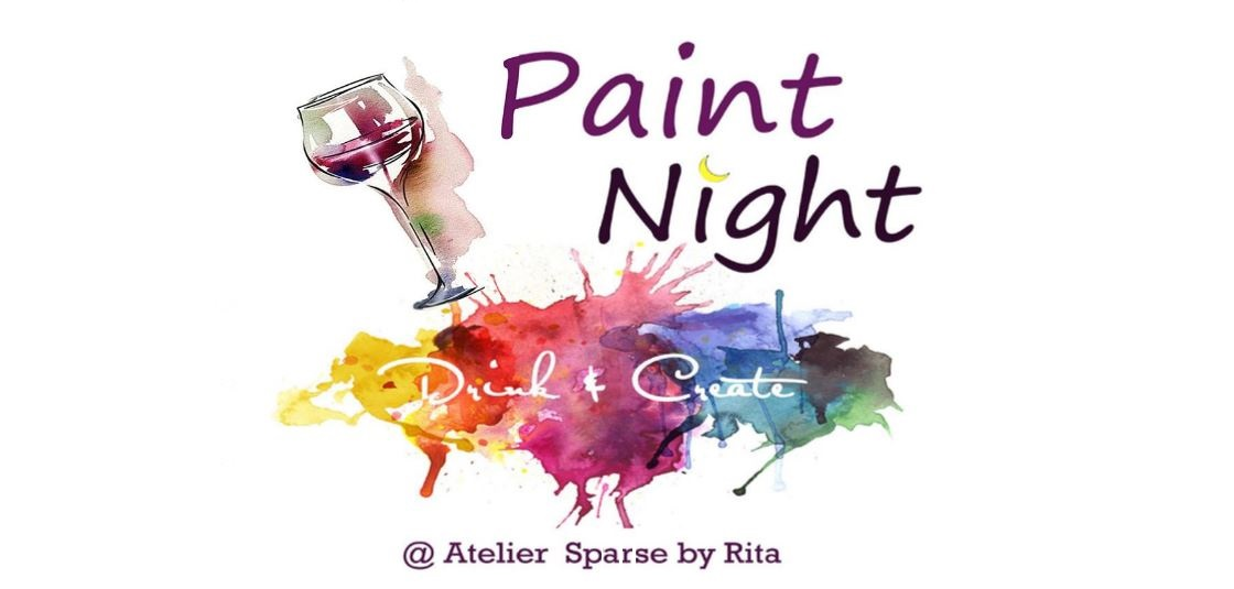 Paint and Sip, Socialize while creating your master piece