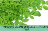 10 powerful benefits of daily drinking Moringa