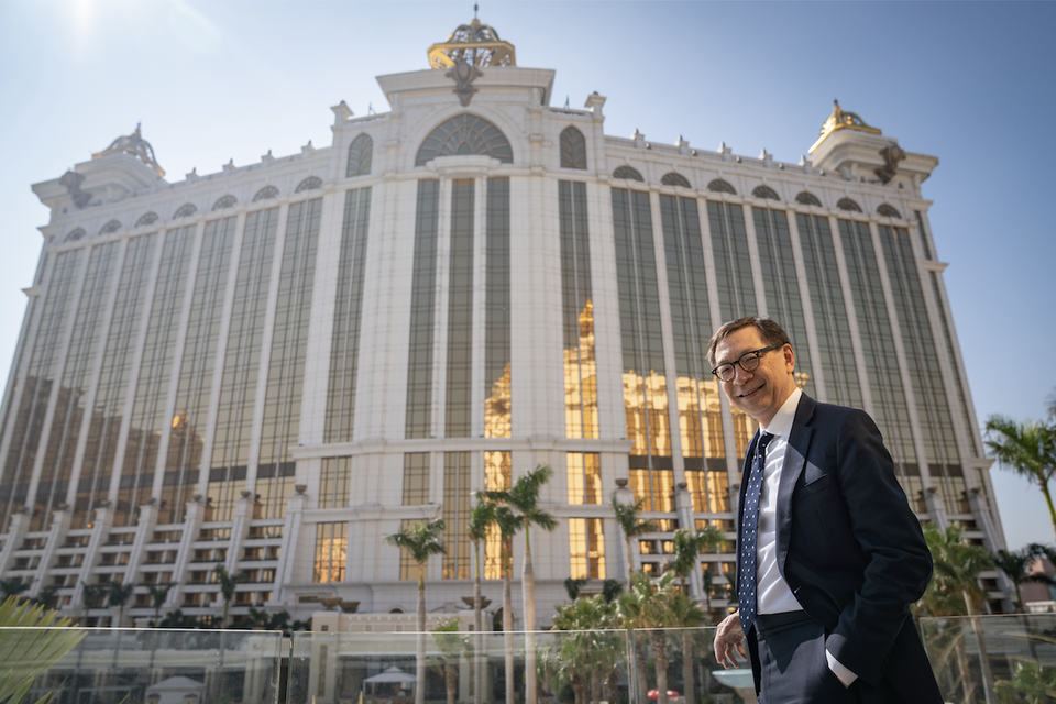 Stars Align: Francis Lui's Galaxy Entertainment Group Is On A Winning Streak