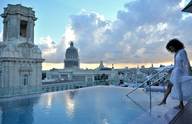 Cuba taps into luxury tourist market