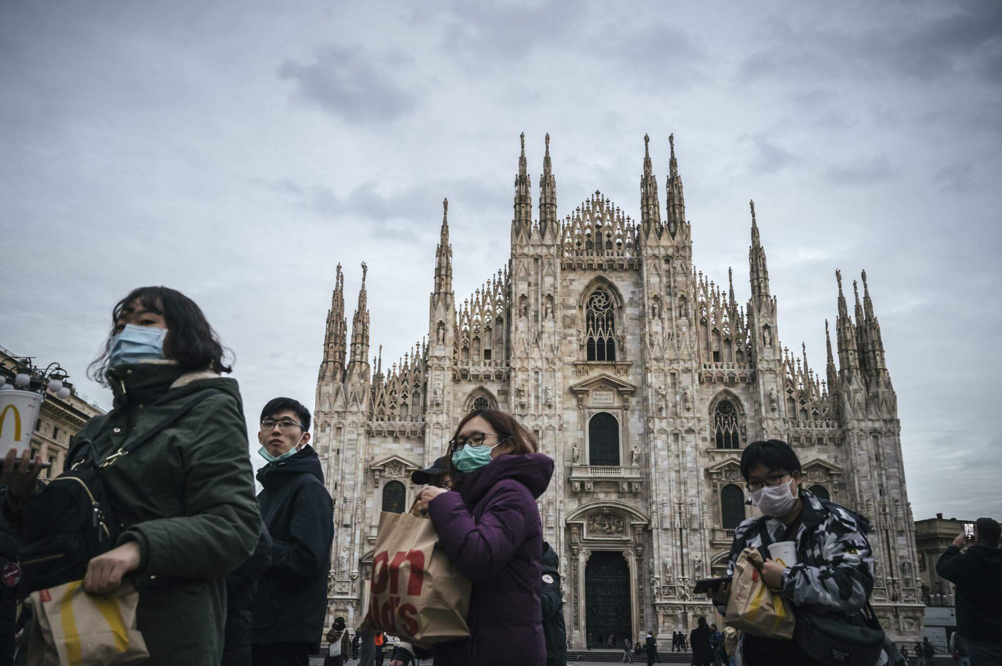 """Italy Will Not Close off to Tourism This Year"""