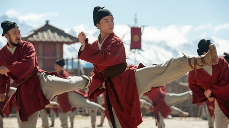 Disney under fire for 'Mulan' credits that thank Chinese groups linked to detention camps