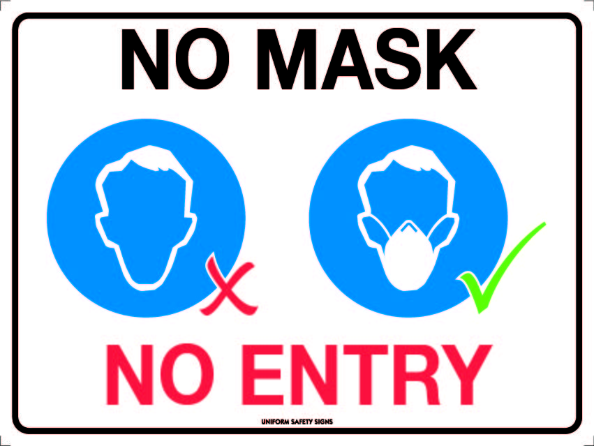 No-Mask-No-Entry