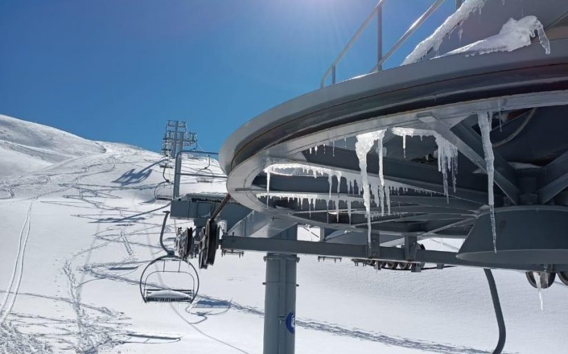 How Lebanon's ski industry is on the brink after Covid 'disaster'