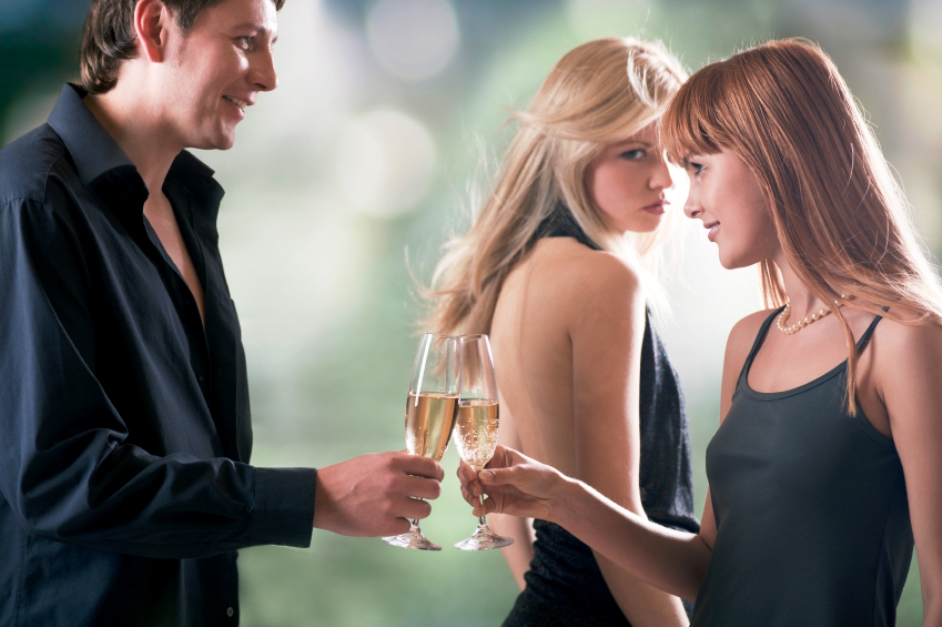 Sexual jealousy Is Only the Beginning of the problem