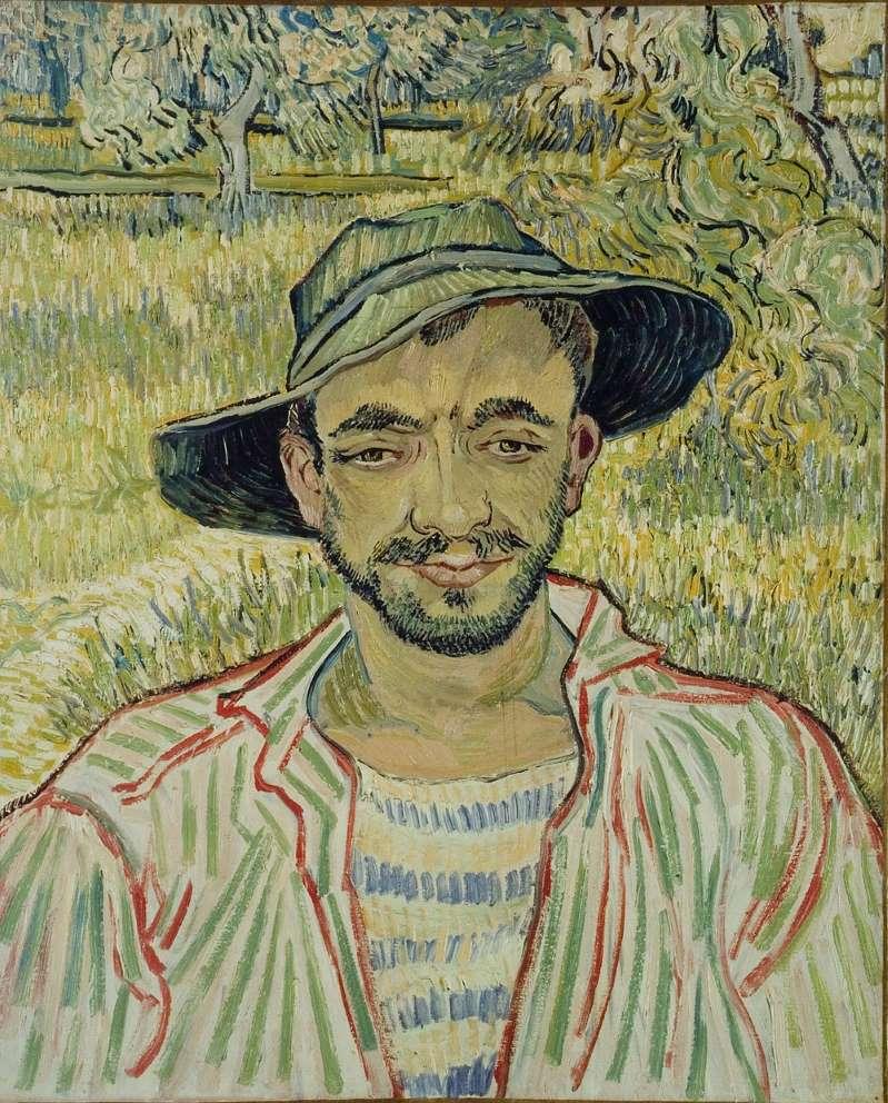 Van Gogh mystery