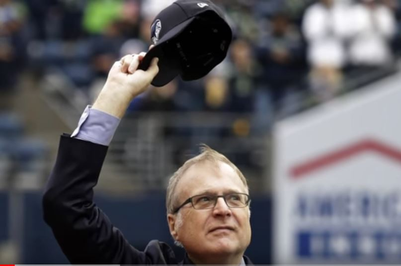 Microsoft co-founder Paul Allen dies of cancer