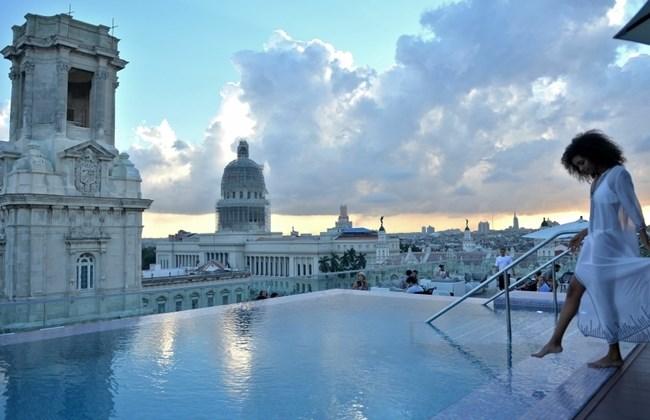 Cuba taps into luxury tourist market