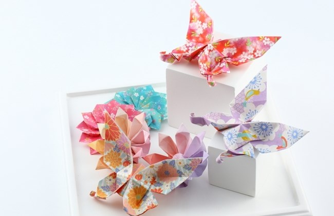 Phoenicia showcases origami traditions