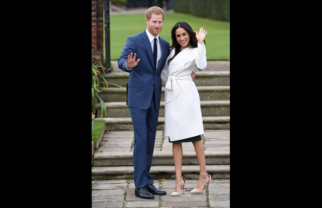 'Style muse': Meghan's rise to royal fashionista